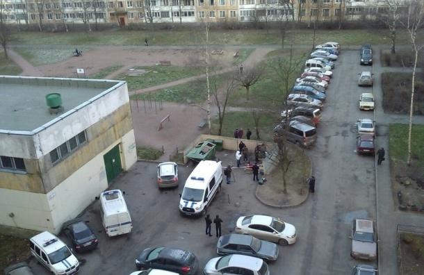 Труп женщины с пакетом на голове нашли на помойке на Луначарского