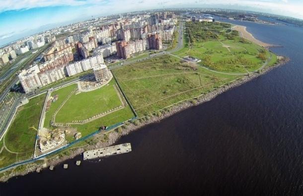 Петербуржцы требуют защитить парк 300-летия от застройки
