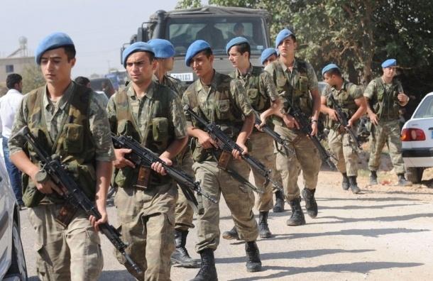 Ирак требует Турцию вывести своих солдат из района Мосула