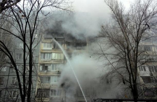 Жилец квартиры, где произошел взрыв в Волгограде, состоял на учете в психдиспансере