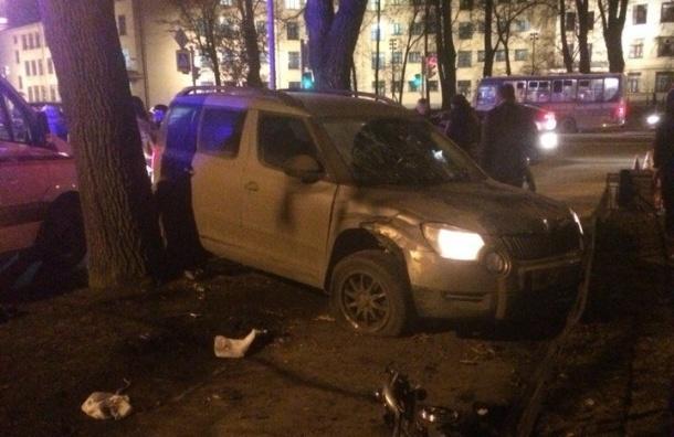 Отец погибшего мальчика в аварии на Стачек пришел в сознание
