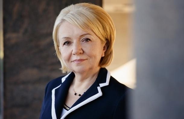 Эмилия Слабунова стала лидером партии «Яблоко»