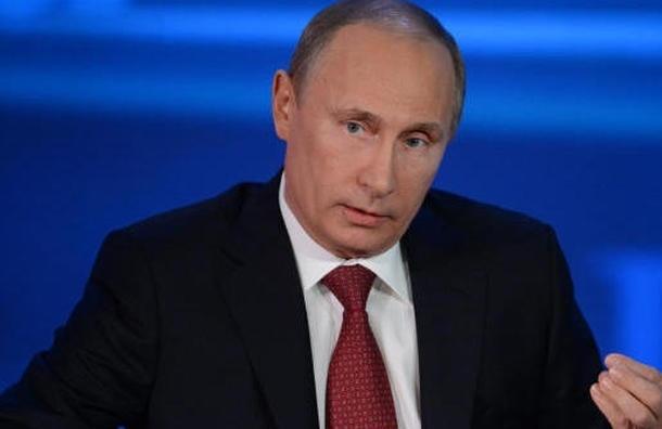 Путин говорит, что у него нет двойников
