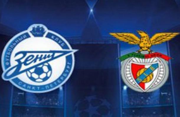 «Зенит» сыграет в 1/8 финала Лиги чемпионов с португальской «Бенфикой»