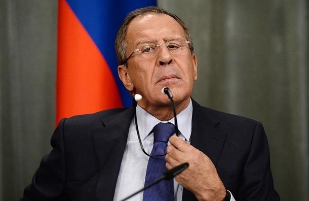Лавров просит немедленно закрыть турецко-сирийскую границу