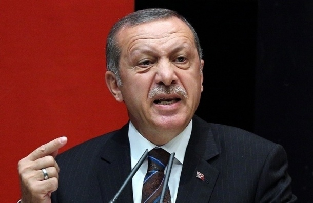 Сенатор назвал слова Эрдогана о России и ИГ бредом больного человека