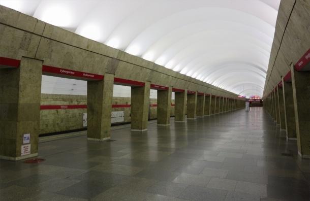 Станция метро «Выборгская» будет открыта в эту пятницу