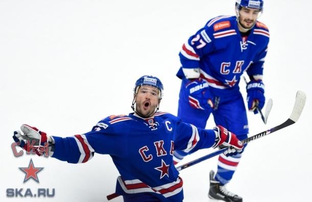 СКА не прервал серию побед в матче с «Салаватом Юлаевым»