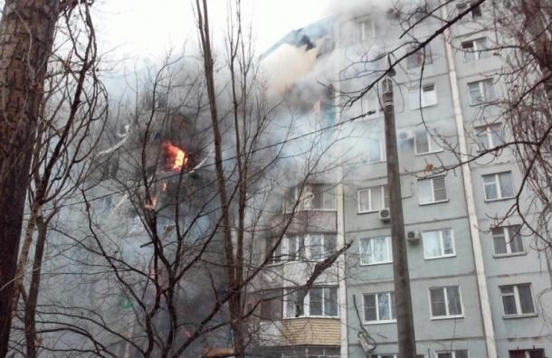 Режим ЧС введен в Волгограде из-за взрыва в жилом доме