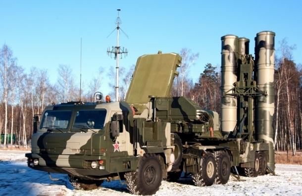 С-400 встанет на защиту Петербурга