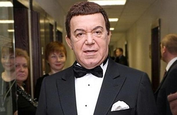 СМИ: Кобзон накопил неоплаченных штрафов на 200 тыс. рублей