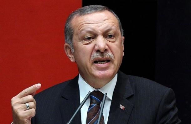 Эрдоган опроверг все обвинения против Турции