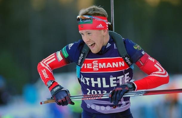 Российский биатлонист принес сборной первую медаль Кубка мира в сезоне
