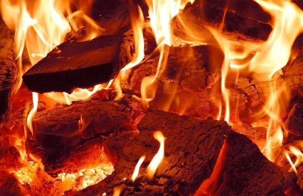 Восемь подростков погибли в пожаре в ХМАО из-за печки-«буржуйки»