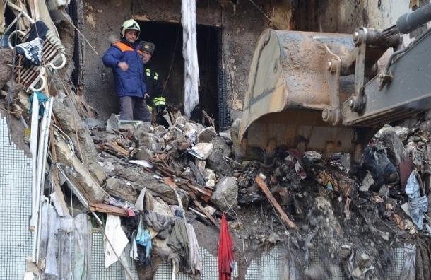 Тело пятого погибшего обнаружили во взорвавшемся в Волгограде доме