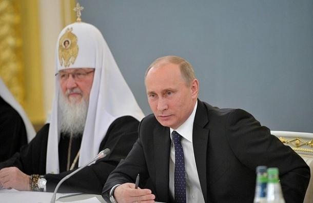 РПЦ является основным получателем президентских грантов