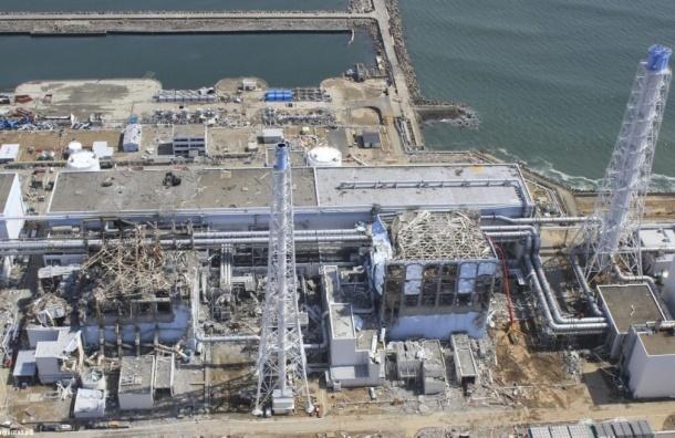 Уровень радиации в подземном тоннеле «Фукусимы-1» вырос в 4 тысячи раз