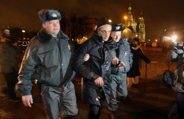 Павленский не явился на судебное заседание в Петербурге