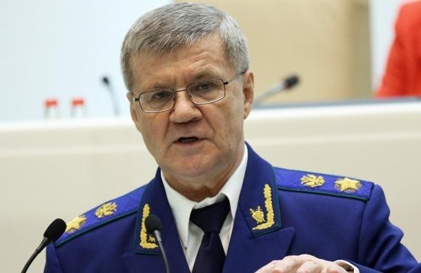 Юрий Чайка прокомментировал расследование Фонда борьбы с коррупцией