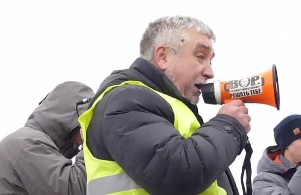Активисту дальнобойщиков Расторгуеву «грозит опасность»