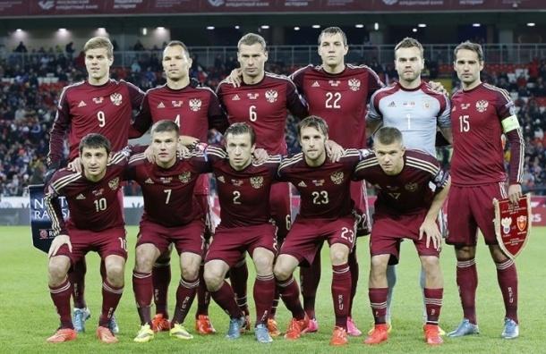 Россия попала на Евро-2016 в группу с Англией, Уэльсом и Словакией