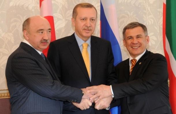 Националисты и провластные медиа возбудились после слов главы Татарстана о Турции