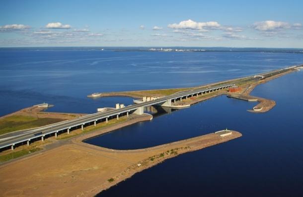 КЗС предотвратили превышение уровня воды