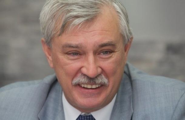 Полтавченко участвовал в клоунаде на открытии цирка на Фонтанке