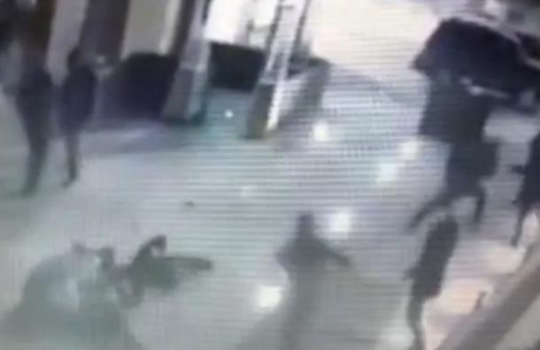 Видео перестрелки в Москве попало к журналистам