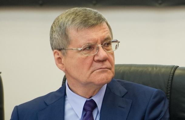 Генпрокурор РФ назвал заказчиков фильма «Чайка»