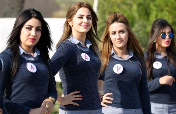 ИГИЛ угрожает смертью 20-летней «Мисс Ирак»