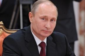 Путин открыл Культурный форум речью о запрете торговли культурными ценностями