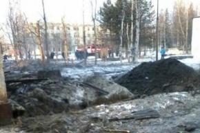 Часть ракеты рухнула на жилой дом в Архангельской области
