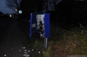 Автомат с презервативами убил в Германии человека, который пытался его ограбить