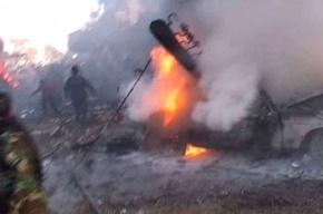 Почти 100 человек погибли, либо пострадали в результате теракта в сирийском Хомсе