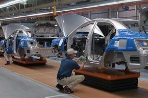 Завод Hyundai в Петербурге остановит конвейер в январе