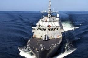 Новейший корабль ВМФ США вышел из строя из-за стружки в масле