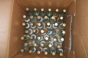 Мигранты попробовали украсть 25 бутылок водки из «Пятерочки» на Караваевской