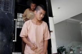 Мигрантов — насильников и убийц туристов в Таиланде приговорили к смертной казни