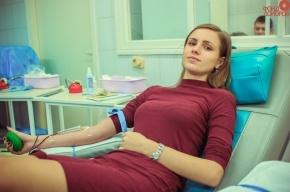Донорские субботы в НИИ онкологии им. Н.Н. Петрова в Песочном
