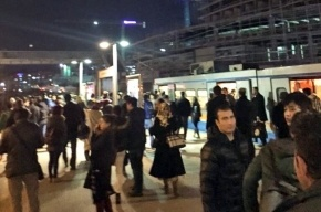 Метро Стамбула встало после теракта на одной из станций
