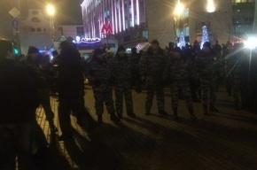 Депутат Рашкин о митинге в Москве: «ОМОН выдавливает народ с площади. Бабушек давят!»