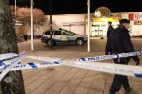 Бомбу бросили в ресторан в центре Стокгольма, пострадавших нет