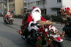 «Ночные волки» получили грант в 9 млн на проведение новогоднего праздника