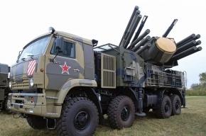 Зенитный ракетно-пушечный комплекс «Панцирь-С1» поступил в ЗВО