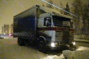 Грузовик задавил своего же водителя в Екатеринбурге