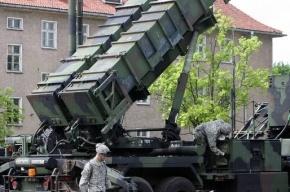 Германия вывела свои ЗРК Patriot из Турции