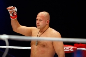 Емельяненко нокаутировал Джейдипа в первом же раунде