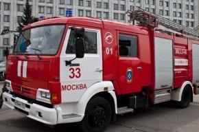 Торговый центр эвакуировали на северо-востоке Москвы из-за задымления