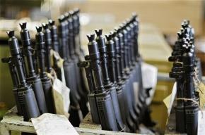 Россия продала в 2015 году оружия на 57 млрд. долл